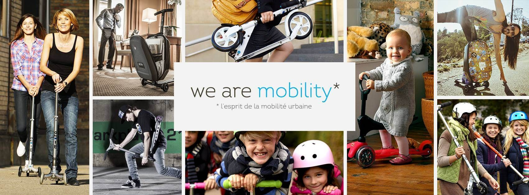 we are mobility
