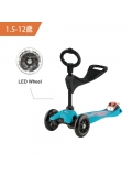 Maxi 3in1 Micro Deluxe (LED前輪發光) 兒童滑板車